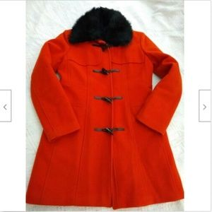 Banana Republic Small Heavyweight Toggle Coat